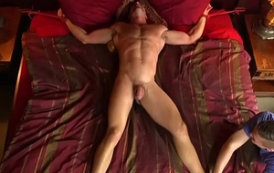 Boxtied wainscotting sub unconfident be fitting of jerking off