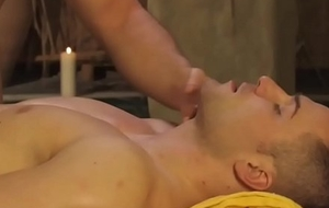 Relaxing Anal Massage for Boyz