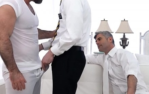 Mormon Jock Drilled By Church Daddy