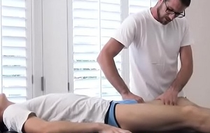 Massage together with Fuck